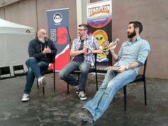 Bendi-Con 2018 (doctor pedro) Tags: bendigo comics comic con comiccon bendicon popculture dalek doctorwho starwars startrek killeroo lego r2d2 australianr2builders