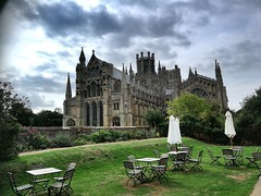 Ely Cathedral. (uplandswolf) Tags: cambridgeshire cambs elycathedral ely