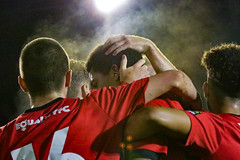 Lewes 2 Kings Langley 1 FAC replay 26 09 2018-271.jpg (jamesboyes) Tags: lewes kingslangley football nonleague soccer fussball calcio voetbal amateur facup tackle pitch canon 70d dslr