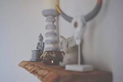 Home sweat home... (capupphoto) Tags: éléphant bougeoir bougie bouddha miseaupoint flouartistique capup leroymerlin maisondumonde têtedebuffle chêne étagèremuralenaturelchênemassif chaleur homesweethome décoration home lyon