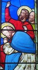 [67704] St Peter, Doddington : Augusta Jarvis Window (Budby) Tags: doddington lincolnshire church stainedglass window
