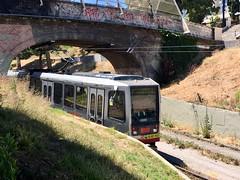 J Church (waltarrrrr) Tags: dolorespark trolley ltr streeetcar video jchurch muni sanfrancisco july 2018 siemenss200