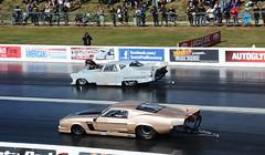 Pro Mods_2894 (Fast an' Bulbous) Tags: racecar drag strip race track car vehicle automobile fast speed power acceleration motorsport santa pod outdoor nikon