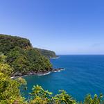 Coastline Maui Hawaii Road to Hana thumbnail