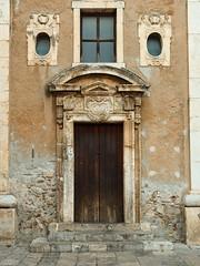 Taomina (davepickettphotographer) Tags: taormina sicily summer town travel photography church door doorway
