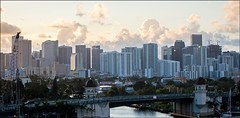A Miami Morning (ACEZandEIGHTZ) Tags: miami florida dade county nikon d3200 sunrise morning light dawn color clouds 12avenue saariysqualitypictures