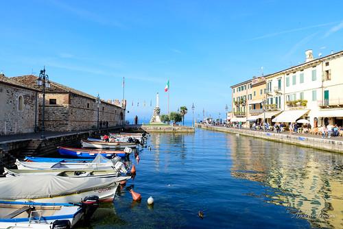 Porto di Lazise, Lago di Garda