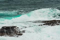 green wave (johnoreillydesign) Tags: ireland atlantic ocean waves wild wildatlanticway