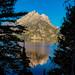 Jennie Lake early morning, Grand Teton Park, Wyoming.