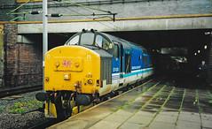 37420 Crewe Scan (Waddo's World of Railways) Tags: 37 374 37420 420 crewe loco rail railway train eh eth class37 crewestation locomotive diesel locohauled regionalrailways