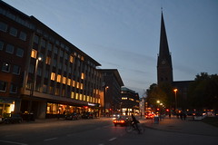 Getting dark in Hamburg (daniel0685) Tags: hamburg germany europe holiday travel city october 2018