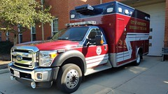 Medic 102 (Central Ohio Emergency Response) Tags: worthington ohio fire department division truck 101 ambulance medic ems ford
