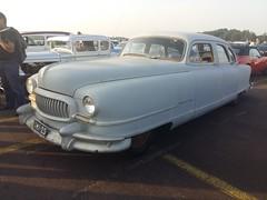 Nash Ambassador Custom (rm fin) Tags: 1951 nash ambassador custom car