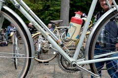 FFD 2018 (Shu-Sin) Tags: ffd 2018 ffd18 18 french fender day ct lyme jpw peter weigle bicycle bike velo ancien old vintage randonneur randonneuse touring 650b event gathering jo routens bottom bracket reinforcement