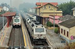BIOETANOL GALEGO ( II ) (Andreu Anguera) Tags: tren ferrocarril mercaderies mercancias bioetanol máquinas333 acoruña teixeiro betanzosinfesta galicia andreuanguera