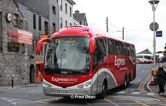 Bus Eireann SE59 (161D16189). (Fred Dean Jnr) Tags: galway july2016 buseireann expressway buseireannroute51 scania irizar i6 se59 galwaybusstation 161d16189