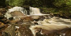 Ricketts Glen (chmptr) Tags: creek nature water paysage eau fall landscape cascade ruisseau