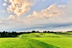 Parco di Roma (ioriogiovanni10) Tags: seguimi fotografia photographer fotografo nikond810 247028 d810 nikon clouds panorama green natura golf parcodiroma settembre nuvole roma