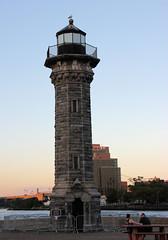 Roosevelt, Blackwell and Welfare Island  Lighthouse (J Blough) Tags: lighthouse nyc rooseveltisland