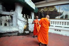 UP - Wat Saket - Temple of the Golden Mount, Bangkok, Thailand 2018 (Dis da fi we) Tags: wat saket temple golden mount bangkok thailand
