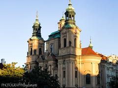 ST NICHOLAS CHURCH (PHOTOGRAPHY|bydamanti) Tags: prague czechrepublic cz stnicholaschurch church europe iphonex