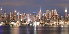 NYC Skyline (Jemlnlx) Tags: canon eos 5d mark iv 4 5div 5d4 ef 2470mm f28 l usm new york city nyc ny skyline jersey nj hamilton park john f kennedy jfk blvd east
