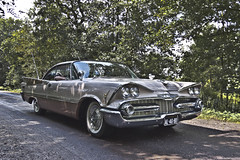 Dodge Custom Royal Lancer 1959 (2454) (Le Photiste) Tags: clay dodgedivisionofchryslergroupllcauburnhillsmichiganusa dodgecstomroyallancer cd 1959 dodgecustomroyalmd3h2doorlancerhardtopcoupé twotonecar americanluxurycar simplygrey simplypink oddvehicle oddtransport rarevehicle oldstyleweekendfoxwolde foxwoldethenetherlands thenetherlands al4680 sidecode1 afeastformyeyes aphotographersview autofocus artisticimpressions alltypesoftransport anticando blinkagain beautifulcapture bestpeople'schoice bloodsweatandgear gearheads creativeimpuls cazadoresdeimágenes carscarscars canonflickraward digifotopro damncoolphotographers digitalcreations django'smaster friendsforever finegold fandevoitures fairplay greatphotographers groupecharlie peacetookovermyheart hairygitselite ineffable infinitexposure iqimagequality interesting inmyeyes livingwithmultiplesclerosisms lovelyflickr myfriendspictures mastersofcreativephotography niceasitgets photographers photographicworld prophoto planetearthbackintheday planetearthtransport photomix soe simplysuperb slowride showcaseimages thebestshot thepitstopshop themachines transportofallkinds theredgroup thelooklevel1red vividstriking wheelsanythingthatrolls yourbestoftoday wow