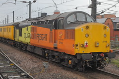 37116 (Rob390029) Tags: colas rail class 37 37116 newcastle central railway station ncl