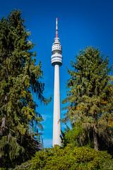 Dortmund Fernsehturm Florian (MAICN) Tags: 2018 fernsehturm dortmund architektur landscape landschaft televisiontower tower florian garten architecture park turm gebäude nature building