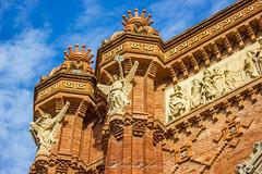 Barcelona -discover- (89lilly) Tags: barcelona canon canon550d city espana spagna spain travel photography photo shots details beautiful viaggio viaggi viaggiare traveling sunset