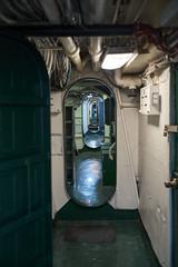 L1000077 (manolosavi) Tags: leica summilux 35mm m10 california sandiego boat ussmidway hallway door
