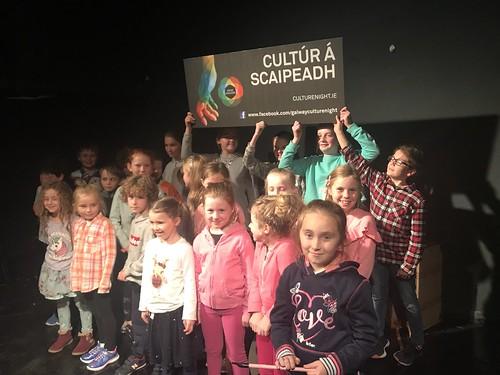 Cultúr a Scaipead - Áras Éanna - Oíche Chultúir 2018 Culture Night