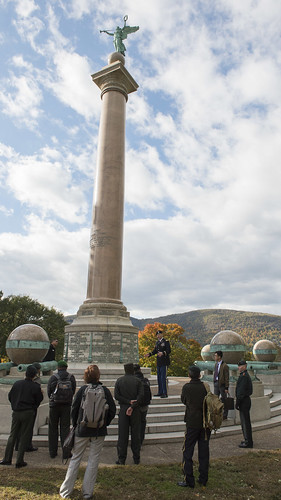 Army War College 2018 International Fellows Program visits West Point