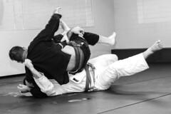 Goin' Up (Corey Rothwell) Tags: bjj jiujitsu hawaii honolulu sparring fighting gi