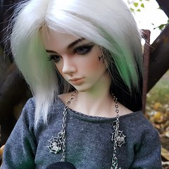 (claudine6677) Tags: bjd msd ball jointed doll asian dolls iplehouse edwin jid