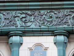 Bolton House Cullum Street, City of London (mira66) Tags: gwuk boltonhouse 1907 artnouveau ceramic faience city london tile