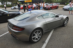 Aston Martin V8 Vantage (jfhweb) Tags: jeffweb sportauto sportcar racecar voituregrandtourisme voituredesport gt supercar voituredecourse courseautomobile circuitpaulricard circuitducastellet lecastellet httt astonmartin vantage