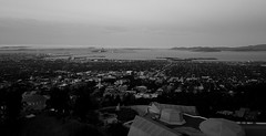 before sunrise over berkeley (samayoukodomo) Tags: dronepointofview drone aerialview aerialphotography dronephotography djimavicpro mavicpro takingthedroneouttogethigh birdseyeview quadcopter droneview aerial