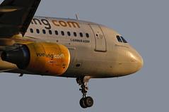 Vueling / Airbus A320-214 / EC-LOP (vic_206) Tags: vueling airbusa320214 eclop bcn lebl hdr
