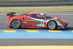 DSC_1568 (John McCulloch Fast Cars) Tags: 458 ferrari red gtepro
