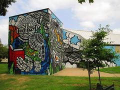West Education Campus School | Washington D.C. (Stephenie DeKouadio) Tags: canon photography artwork art washingtondc washington dcurban dcphotos dc architecture colorful color colour school urban urbandc streetart