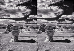 Formations IR II (turbguy - pro) Tags: bw infrared stereo 3d crosseye