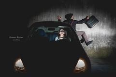 Oopsss|Novara|Italy (Giovanni Riccioni) Tags: 2018 5d autoritratto autoscatto canon canon430exii canon580exii canonef50mmf18stm canoneos5d car eos flash ford fordka fullframe giovanni giovanniriccioniphotography italia italy luisa man manfrotto manfrottomhxpro3w manfrottomt190xpro3 night novara phottix phottixplato piedmont piemonte pixelking plato portrait ritratto selfportrait selftimer sera speedlight strobe treppiede trigger tripod uomo muro funny