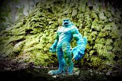 4 Daze of Halloween - Swamp Buff (MayorPaprika) Tags: panasoniclumixdmcfz1000 112 custom diorama toy story paprihaven action figure set monsterforce playmates creaturefromtheblacklagoon 1994