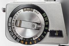 Belichtungsmesser (Veit Schagow) Tags: praktica lb2 35mmcamera spiegelreflexkamera slr kleinbildkamera pentacon dresden