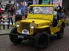 1950 Jeep CJ-3A (rvandermaar) Tags: 1950 jeep cj3a cj3 cj jeepcj jeepcj3 sidecode1 import dz4113 rvdm