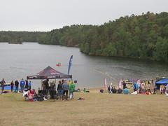 Simningstävling i Stora Delsjön i Göteborg 19 augusti 2018 (biketommy999) Tags: göteborg sverige sweden biketommy biketommy999 2018 tävling storadelsjön sjö lake