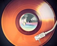 Vote Smile Baby (phil_1_9_7_9) Tags: thomasedison hsos smileonsaturday turntable record vintage retro orange music love happiness happy round slowshutter motionblur motion olympusem5markii lumixg20f17ii spinning smile invention machine device jvc copyrightbymankind