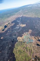 Rift Zone (Meredith Lewis) Tags: aa ʻaʻā activevolcano aerial america bigisland black bluesky building cloud clouds crater dead deadtree destruction fissure1 fissure2 fissure3 fissure4 fissure5 fissure6 fissure7 fissure8 fissure9 fissure13 fissure14 fissure15 fissure19 fissure21 fissure22 fissure23 fissure24 fissurevent fumes fuming geothermal green hawaii hawaiʻiisland hi hot industrial industry islandofhawaiʻi kahukaistreet kīlauea landscape lava lavaflow leilaniestates lerz lowereastriftzone ocean pacificocean pahoehoe pāhoehoe pgv punageothermalventure road sea smoke spattercone steam unitedstatesofamerica us usa vent volcanic volcaniccone volcanicgas volcanism volcano