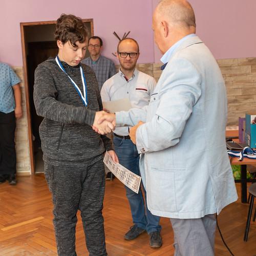 Grand Prix Spółdzielni Mieszkaniowej w Szachach Turniej VII-160